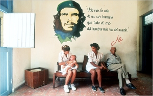 Health clinic in Cuba. Source: Eric Weaver